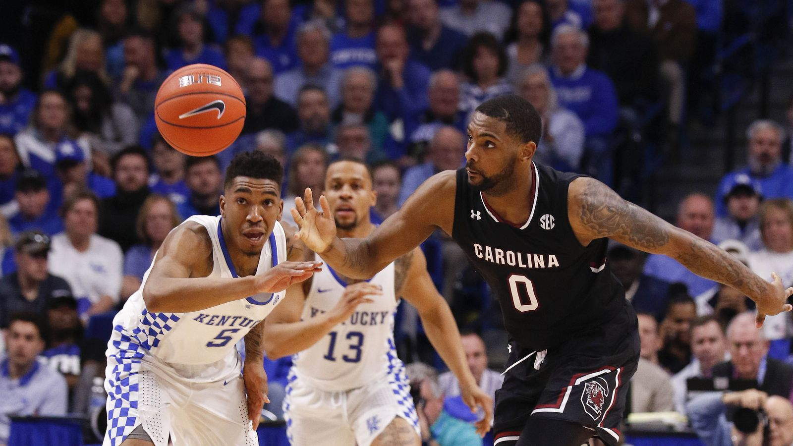 Malik Monk And De Aaron Fox Usa Today All Americans: Three SEC Players Appear On Naismith Award Top 30 List