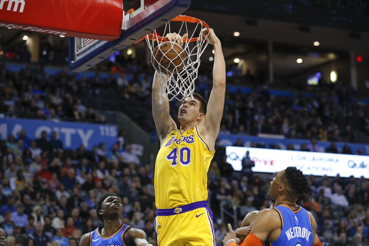 Luke Walton says Ivica Zubac 'has earned a bigger role' for the Lakers