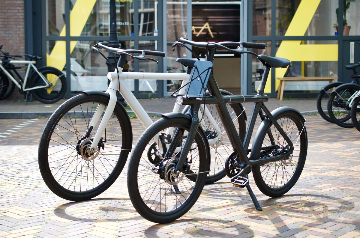 VanMoof Electrified X2 e-bike review: a shareable obsession