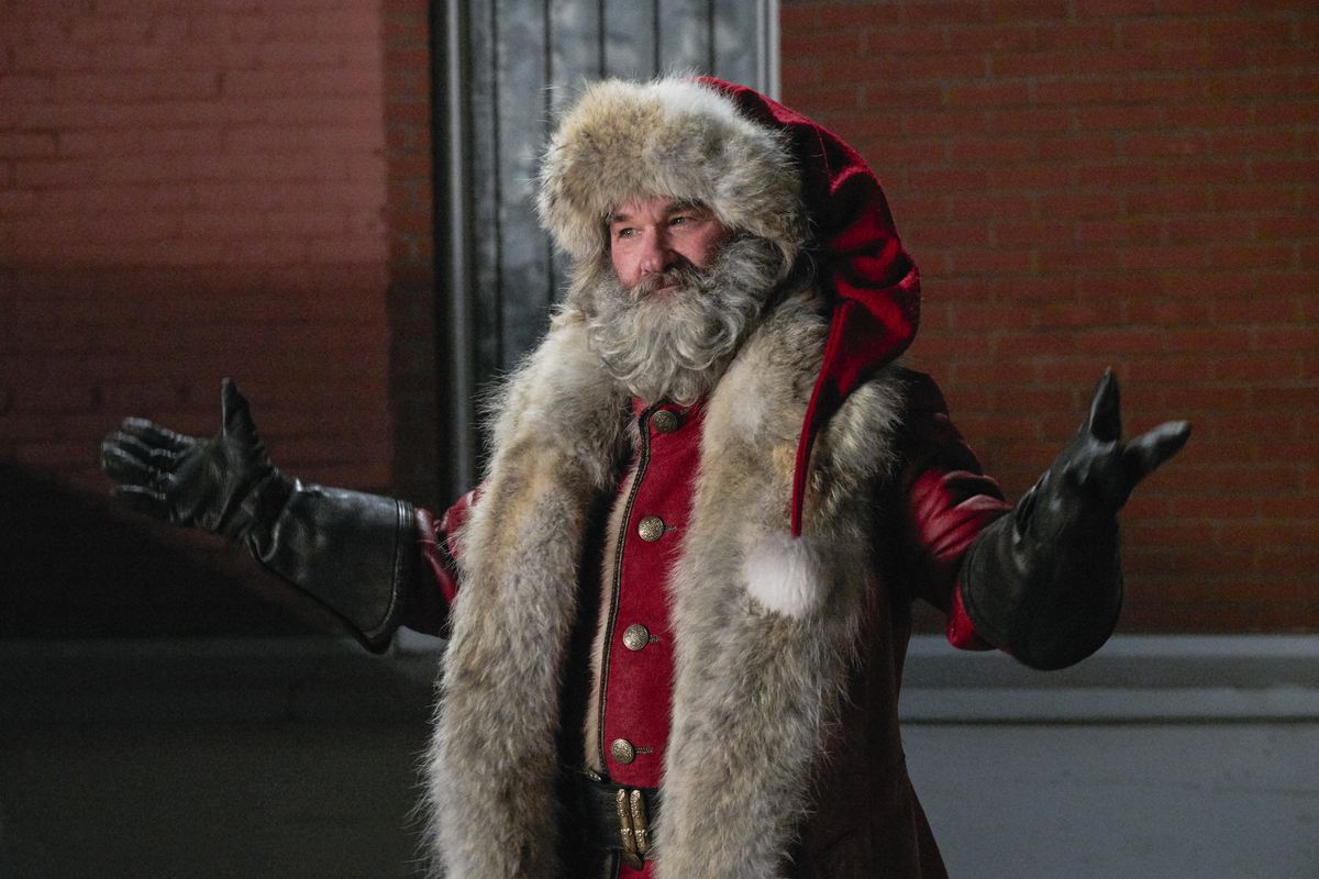 Netflix's The Christmas Chronicles needs more Kurt Russell ...