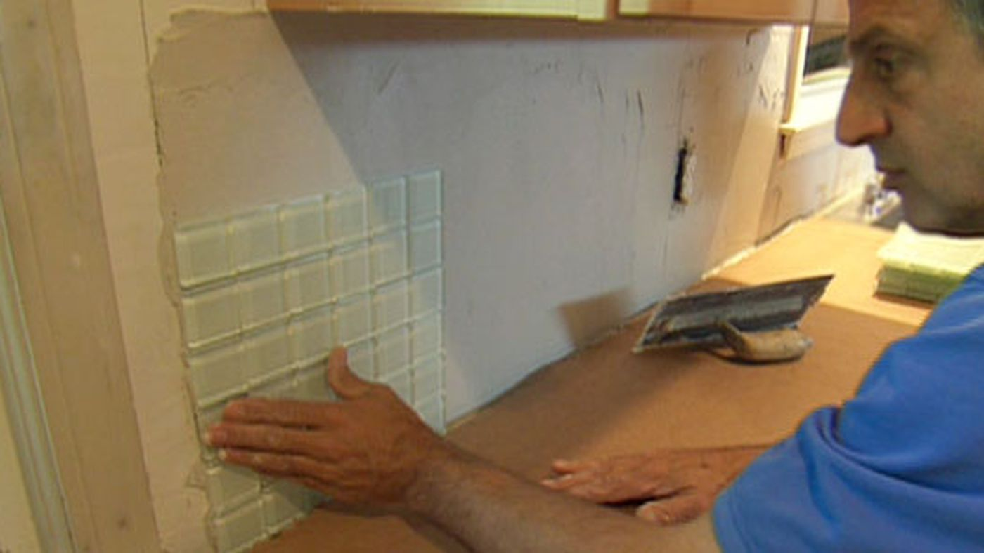 - How To Replace A Tile Backsplash - This Old House