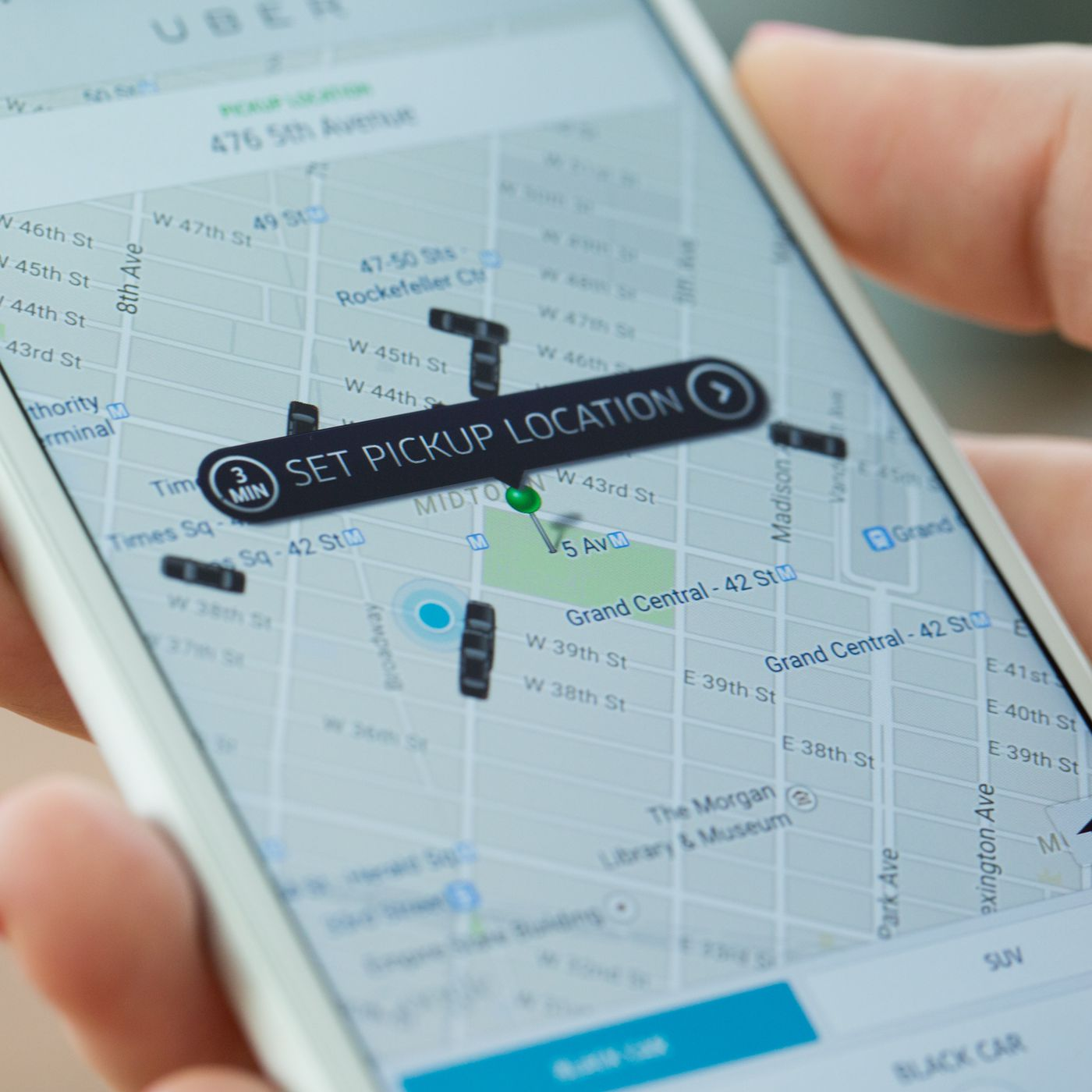 Uber used an elaborate secret program to hide from government