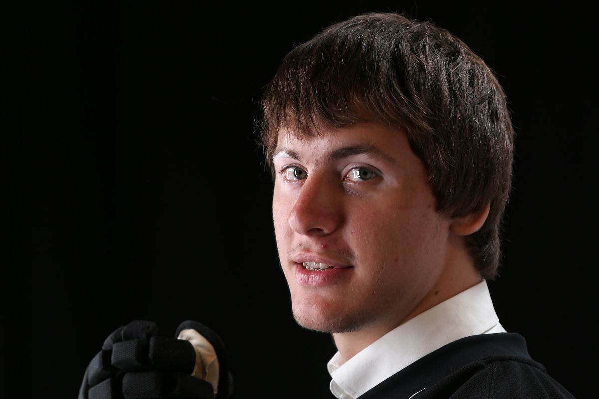 2015 NHL Draft - Portraits