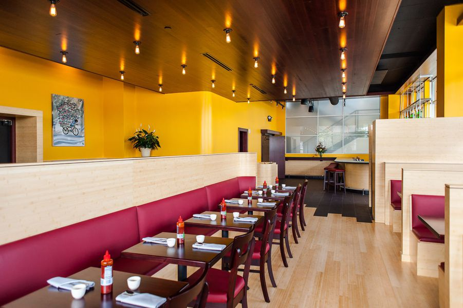 Inside Sujeo Tory Miller S New Pan Asian Noodle Bar In