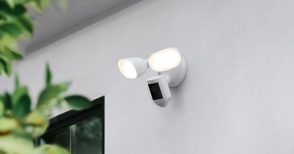 Ring has announced a new Floodlight Cam Wired Pro and Video Doorbell 4. The new $249.99 Floodlight Cam borrows features from the Video Doorbell Pro 2, while the Video Doorbell 4 includes upgraded motion detection. Both are available for preorder starting on A…