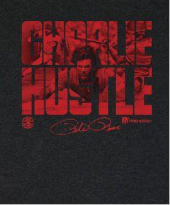 Charlie Hustle shirt