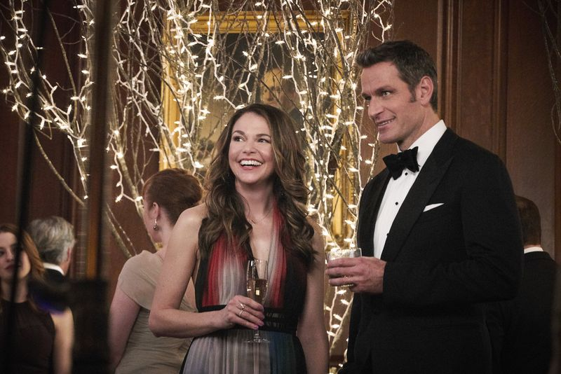Liza and Charles looked so happy in episode 2!
