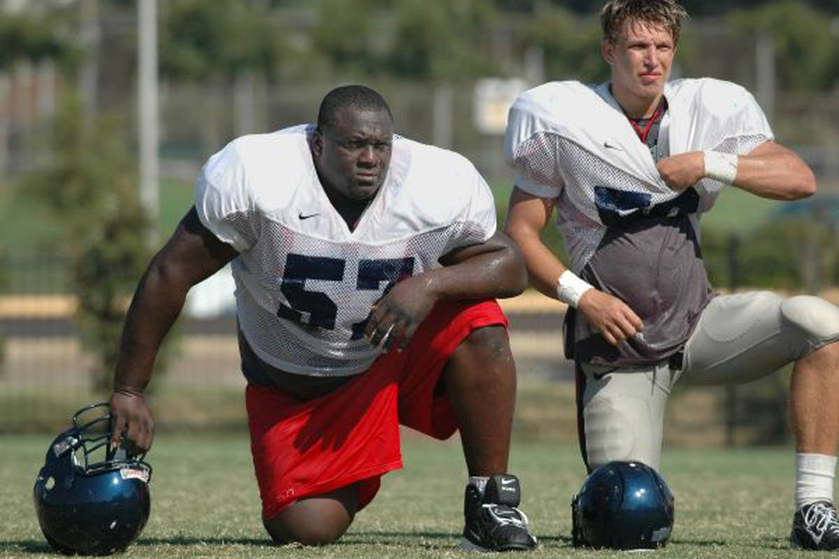 57 days until Rebel Football. This one goes out to you, big Powe.