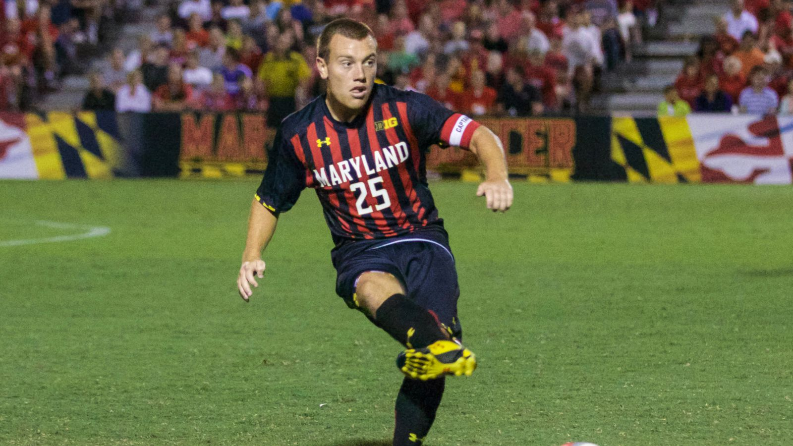 Maryland men's soccer vs. Rutgers final score, with 3 ...