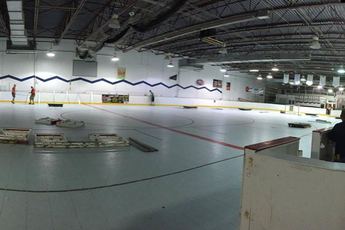Home to hundreds of players- Lonestar Rink is need of a new space