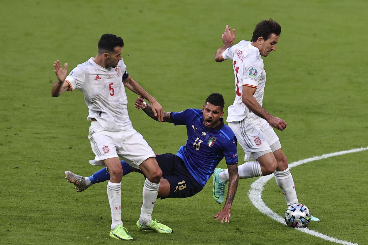 EURO 2020: Italy v Spain
