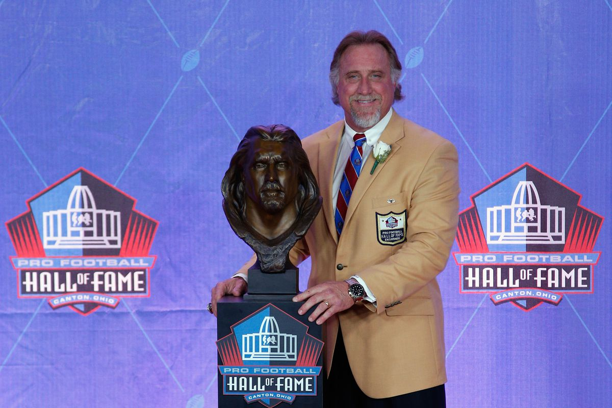 1a2005ee969 Former Auburn Tiger Kevin Green Gives an Epic Pro Football Hall of Fame  Speech