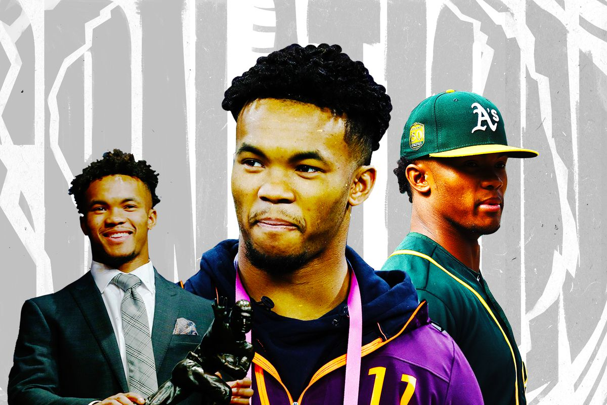 Kyler Murray's timeline from baseball to No  1 NFL Draft pick