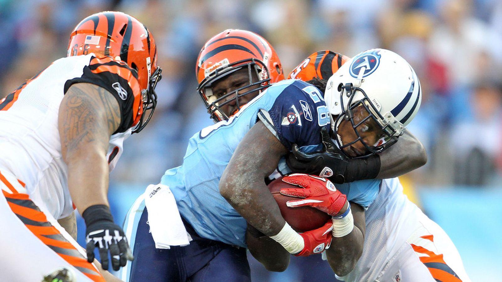 Tale Of The Tape – Cincinnati Bengals Vs Tennessee Titans  Cincy Jungle