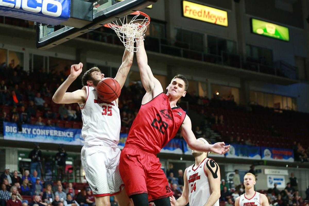NCAA Basketball: Big Sky Conference Tournament: Eastern Washington vs Southern Utah