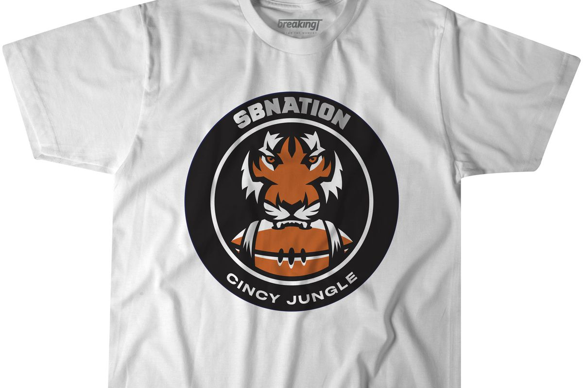 New Cincy Jungle T-shirts are here to start the season