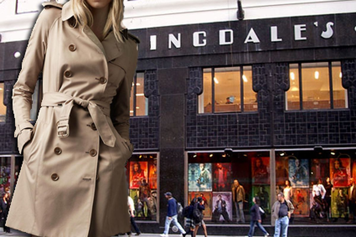 2ec88503 Burberry's Biggest Shop-in-Shop Just Debuted in Bloomingdale's ...