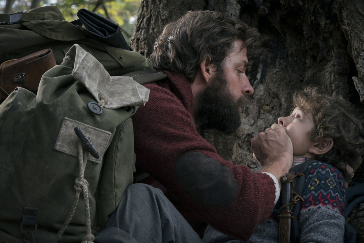 A Quiet Place': A family stays safe and soundless in well-crafted thriller  - Chicago Sun-Times