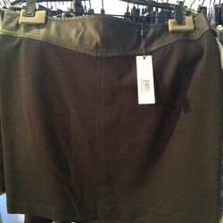 Skirt, size L, $95 (was $305)