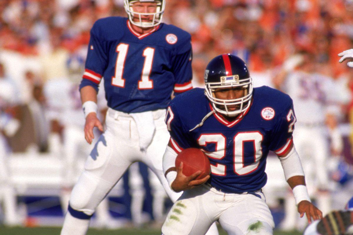 Super Bowl XXI: Denver Broncos v New York Giants