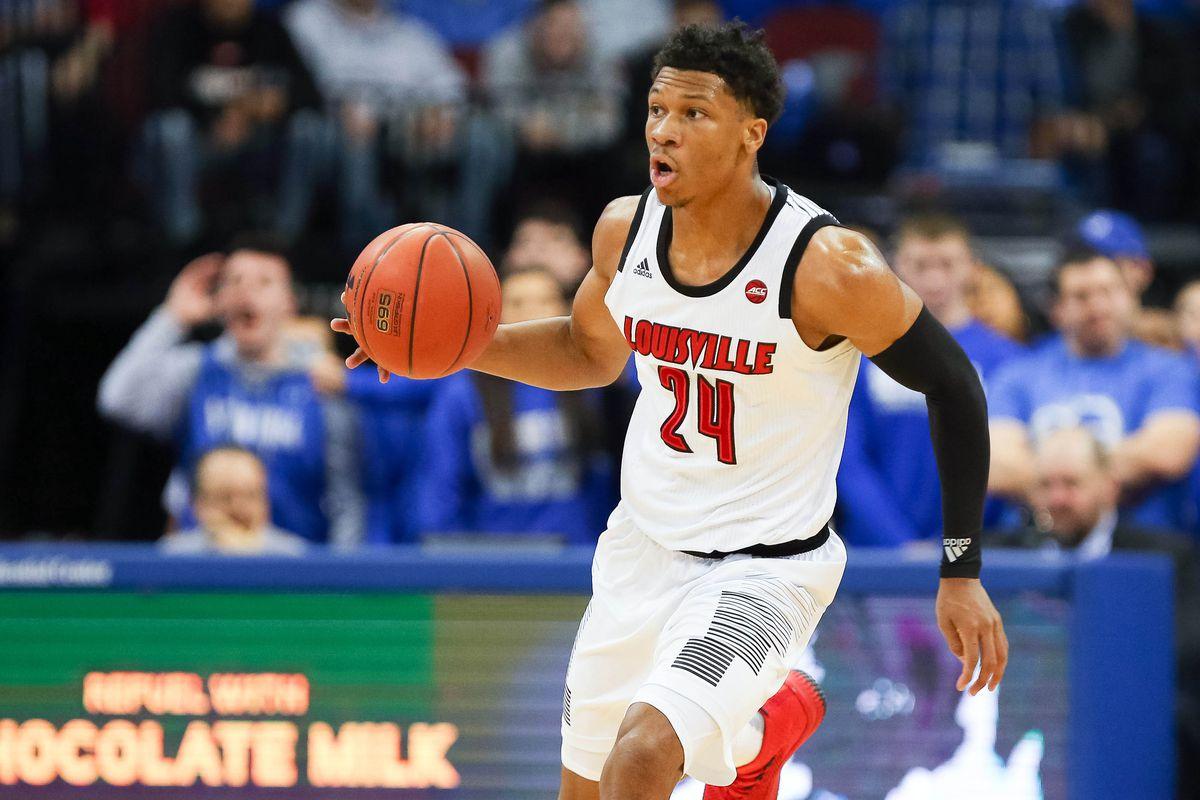 NCAA Basketball: Louisville at Seton Hall