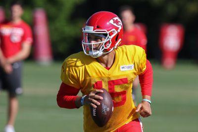 NFL: AUG 14 Chiefs Training Camp