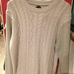 Common People sweater, $60
