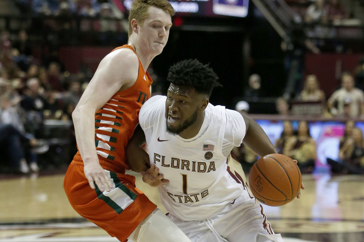 NCAA Basketball: Miami-Florida at Florida State