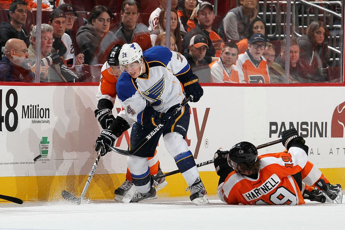 Defensive Positioning, by Scott Hartnell.