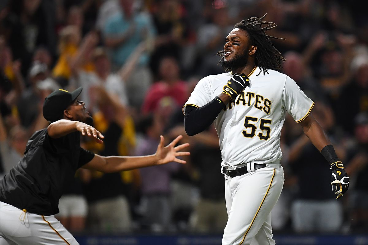Image result for josh bell pirates