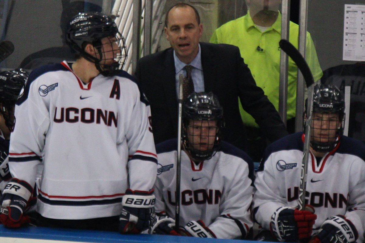 Coach Cav will get back Kasperi Ojantakanen and Max Kalter for the Brown game tonight