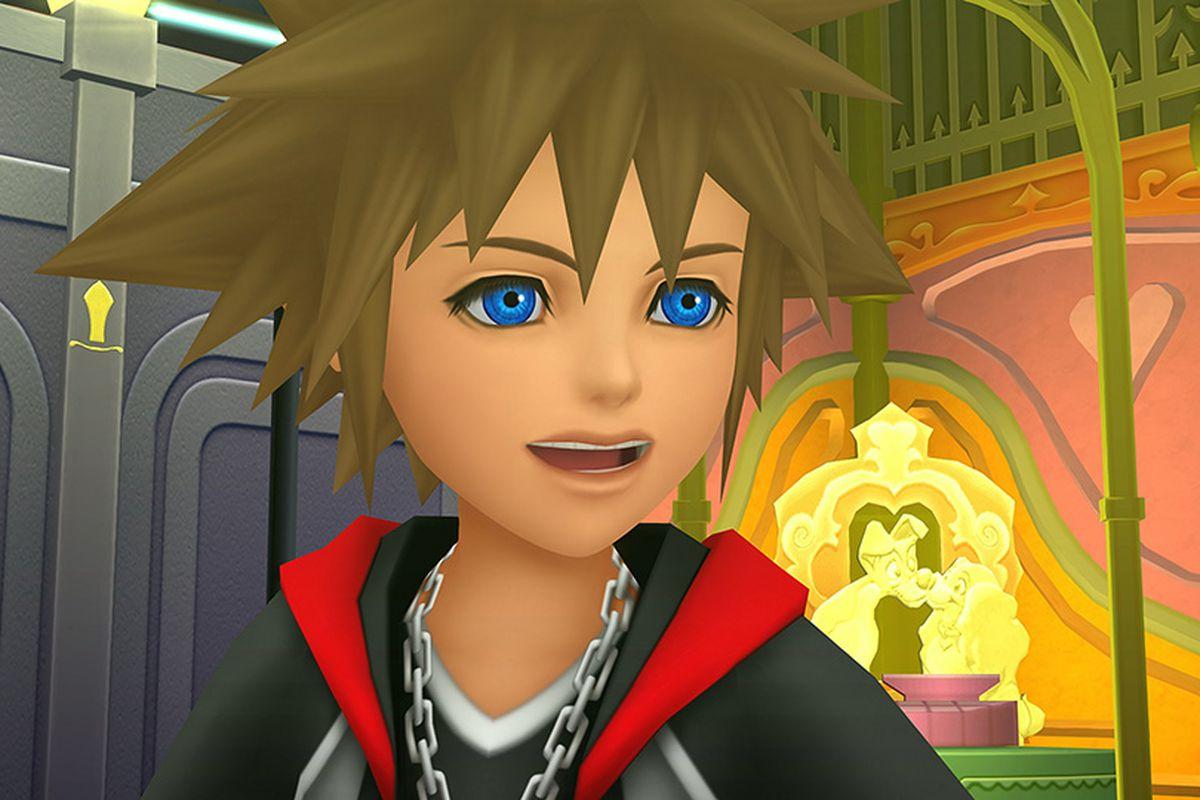 Kingdom Hearts 2.8 Final Chapter Prologue screenshot gallery