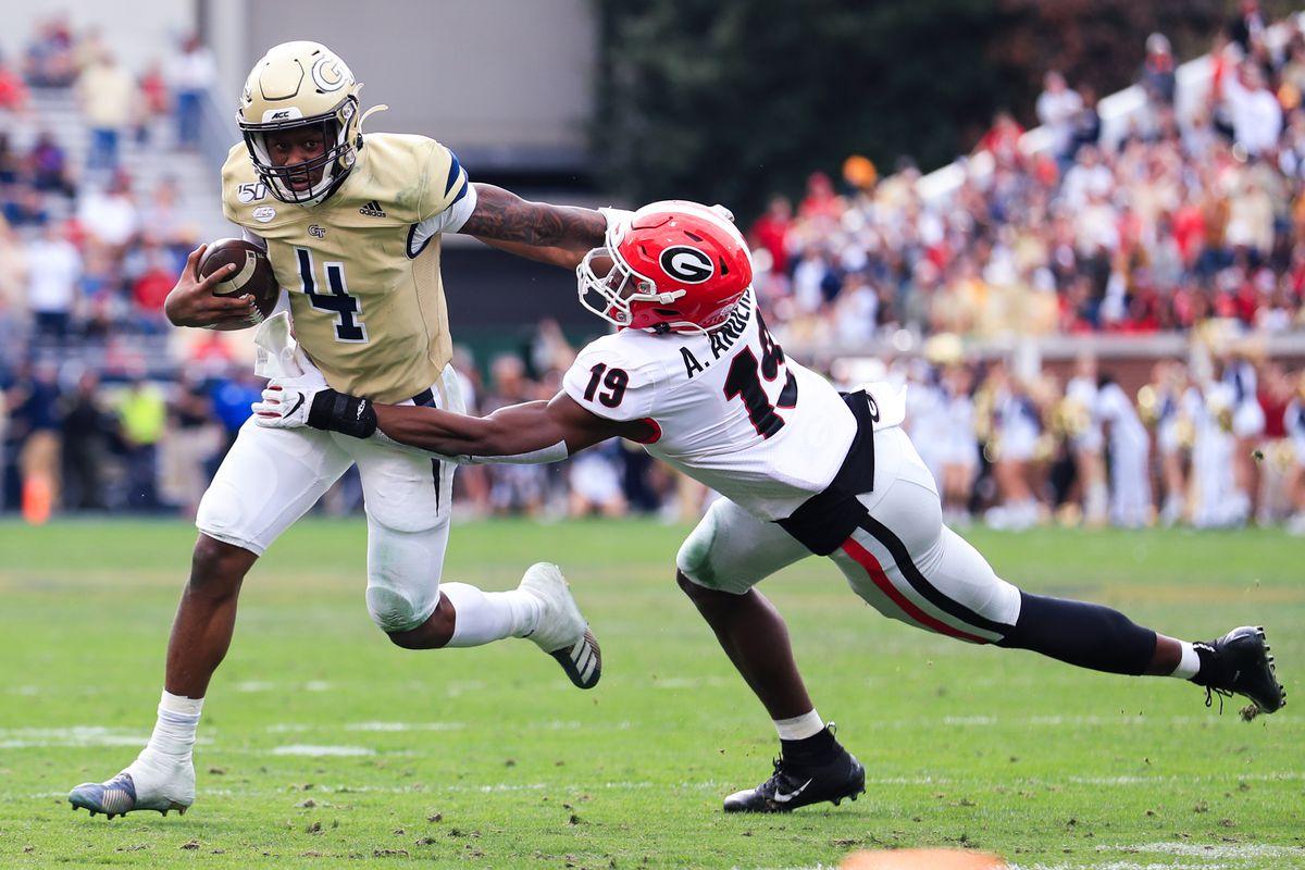 Georgia v Georgia Tech