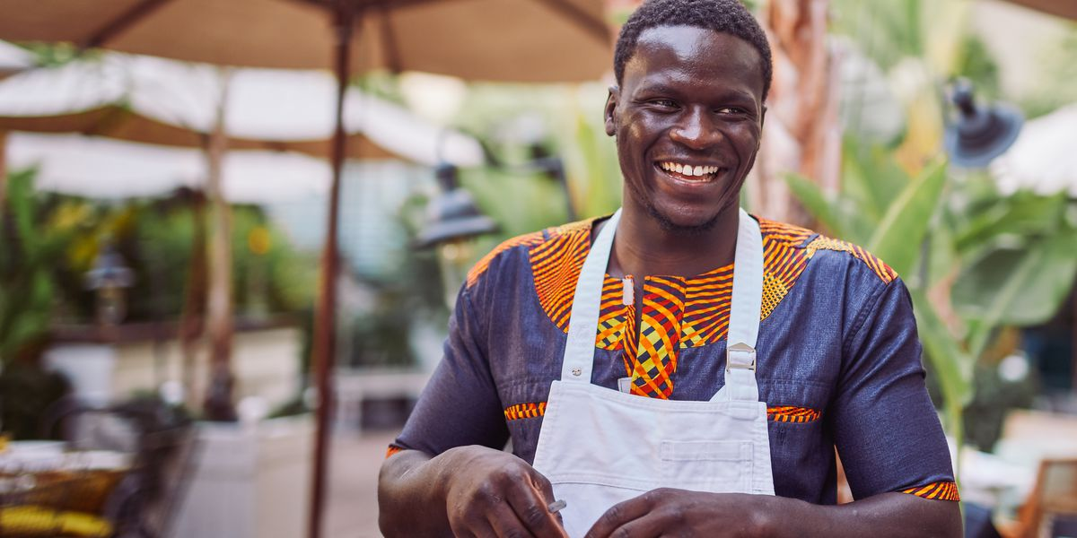 Chef Serigne Mbaye Thinks There's a Lot More to Learn About Senegalese Cuisine