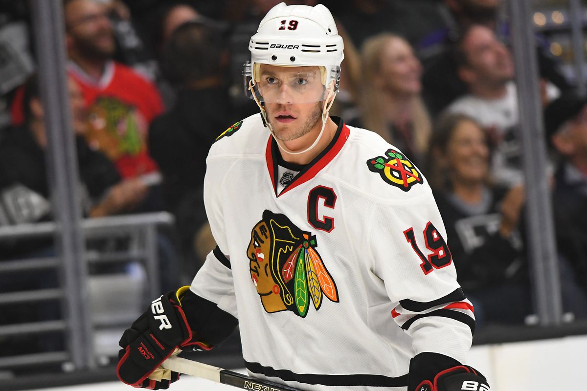 the blackhawks captain is known for his big performances in clutch situations but recently he hasnt produced in the postseason