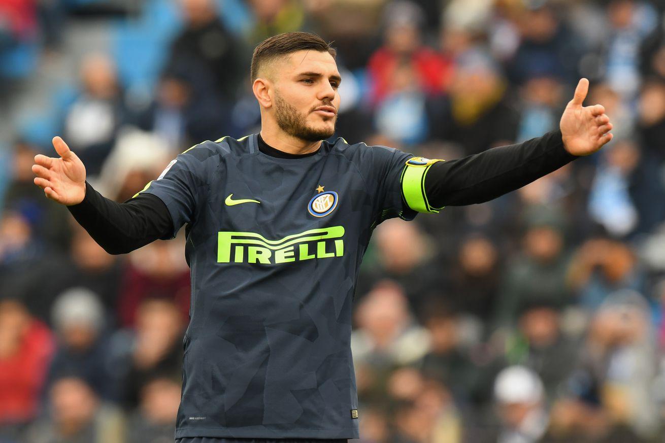 "Mauro Icardi happy at Inter Milan"" His wife says so"