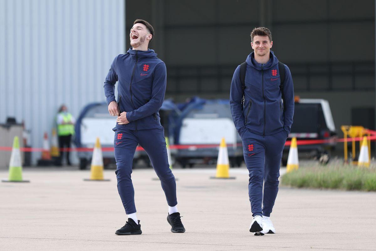 England Training Camp - Euro 2020