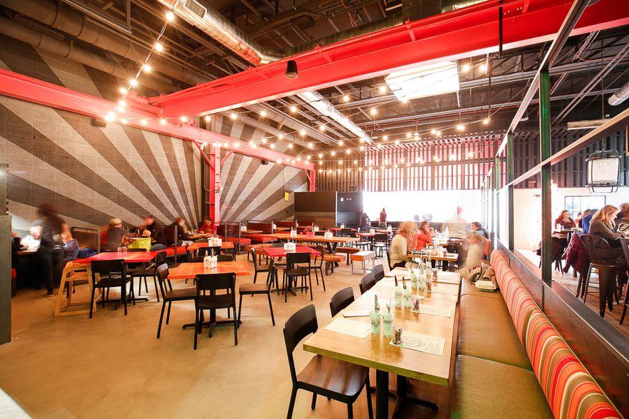 The Third Comida Cantina Launches At The Stanley Marketplace