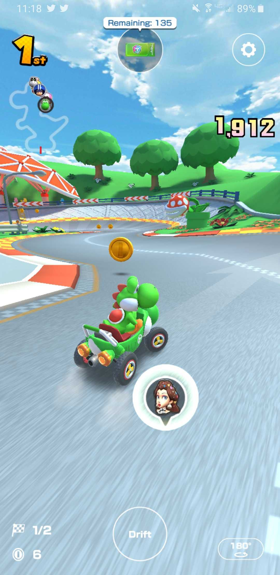 Mario Kart Tour Is The Sports Video Game Of The Year