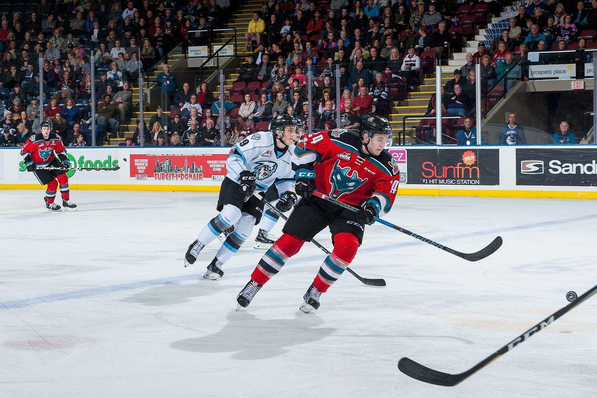 2019 NHL Draft Profile: Peyton Krebs shone through on a losing team