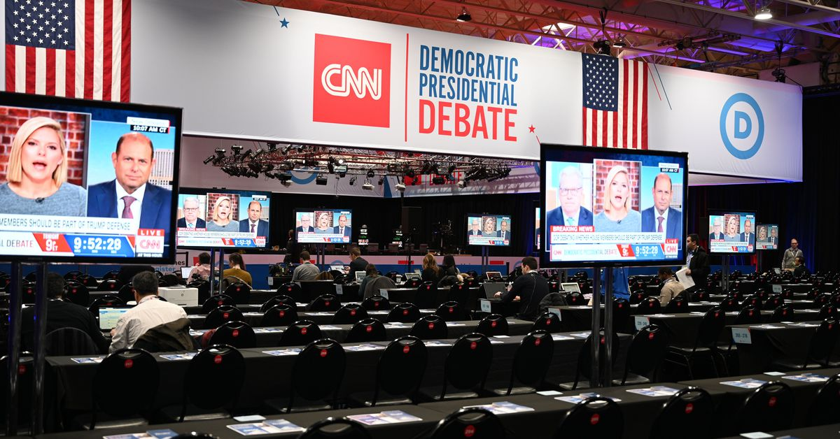 How To Live Stream Tonight S 2020 Democratic Debate The Verge