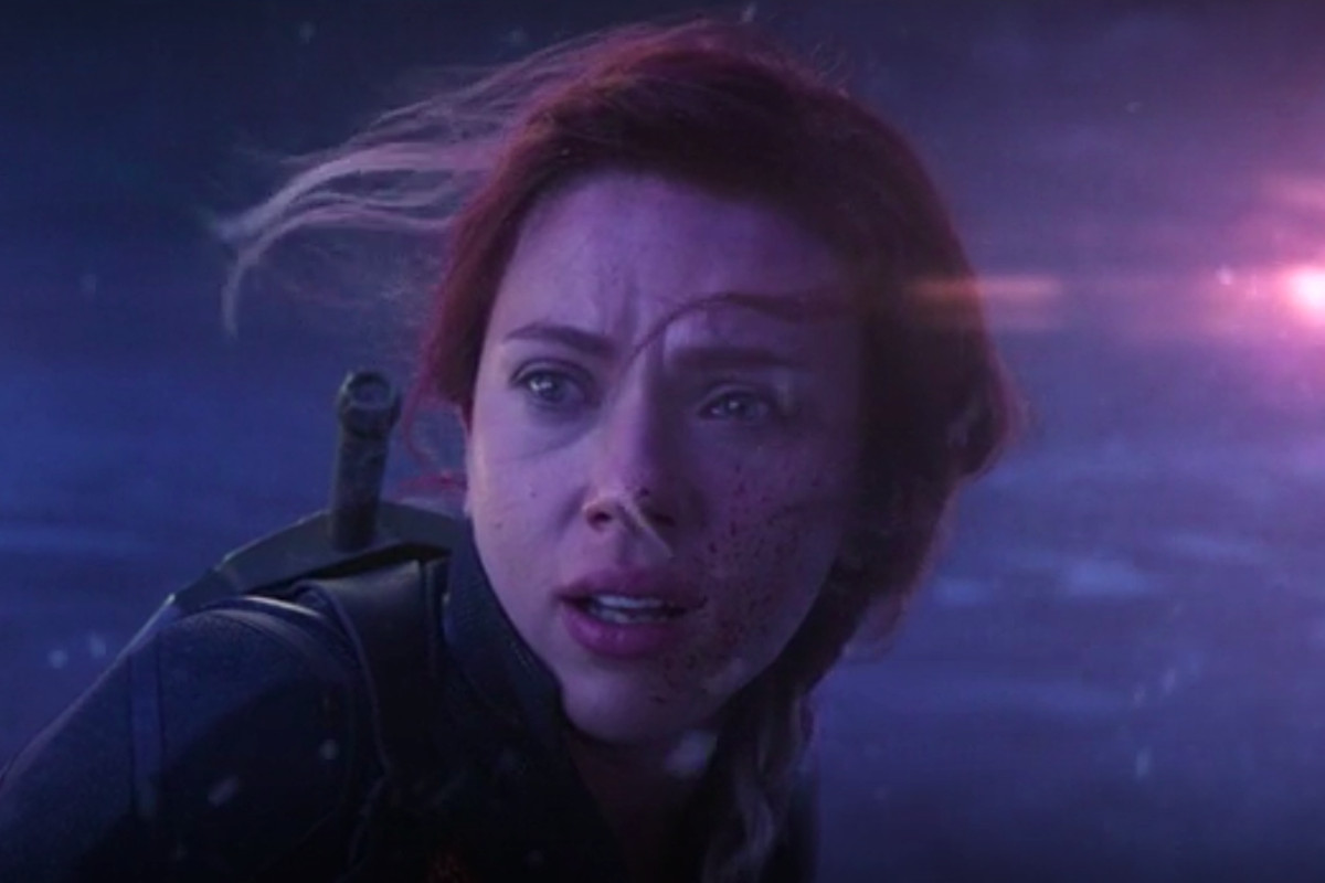 Avengers Endgame Deleted Scene Shows A Different Death For Black Widow Polygon