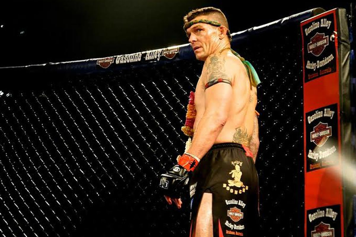 Caged Muay Thai: John Wayne Parr giving fight fans 'exactly