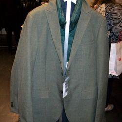 Men's jacket, $199.90