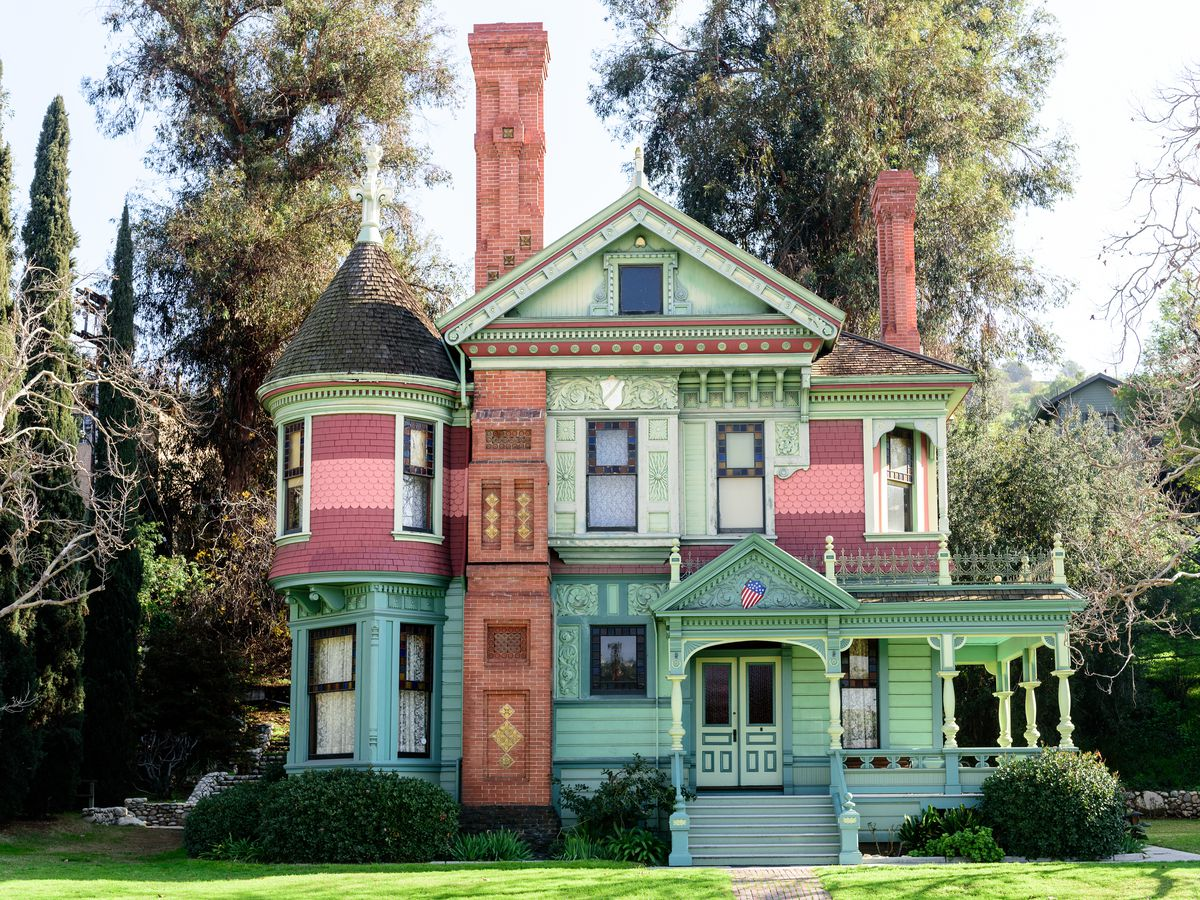 Hale House, Heritage Square, Victorian