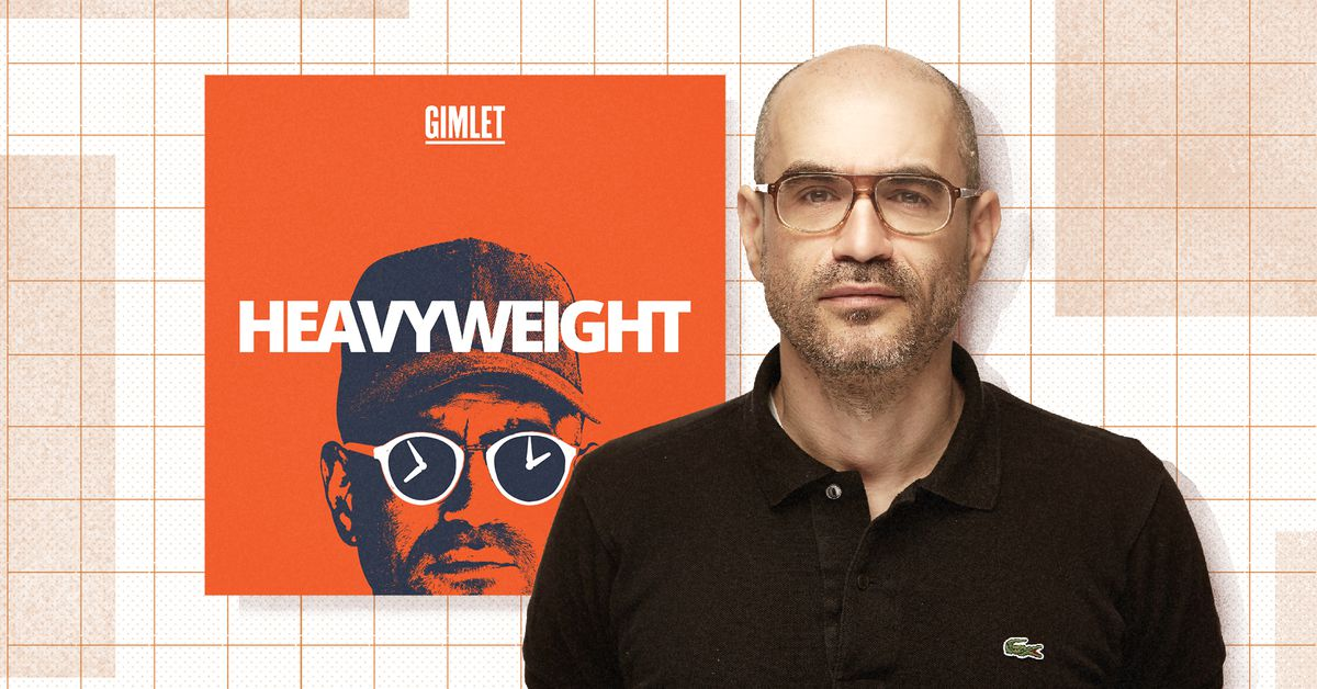 How Heavyweight podcast host Jonathan Goldstein helps strangers resolve their past traumas