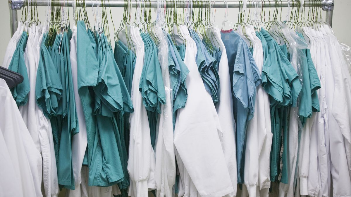 f0fd055c4ce The Everyday Magic of Scrubs. To some ...