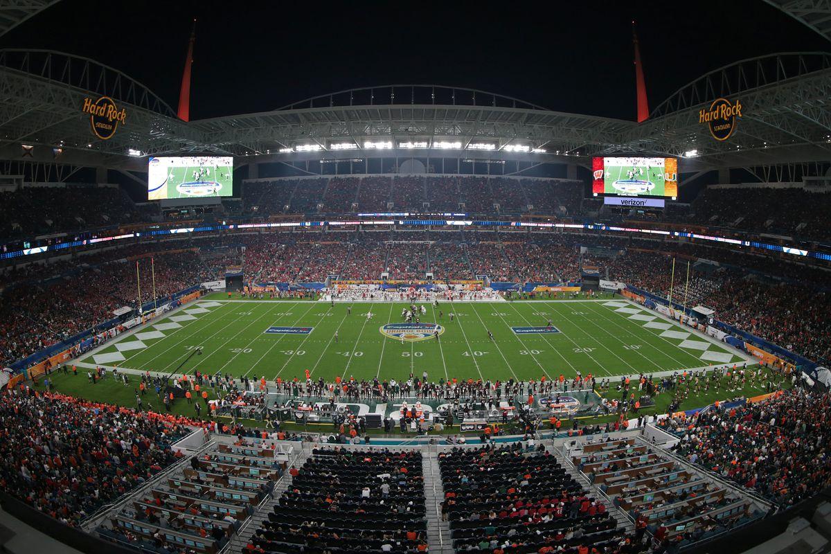 2017 Capital One Orange Bowl - Miami v Wisconsin