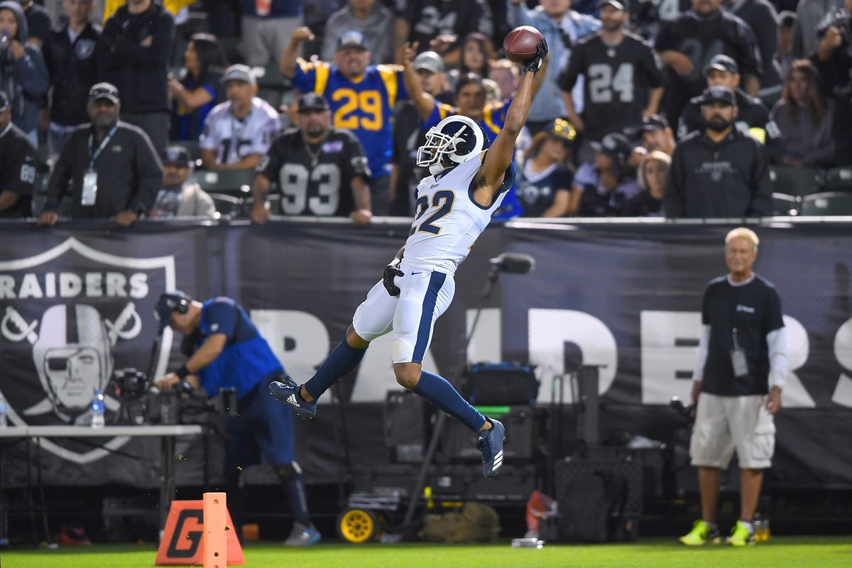 5 things to watch in Rams-Raiders preseason opener - Turf