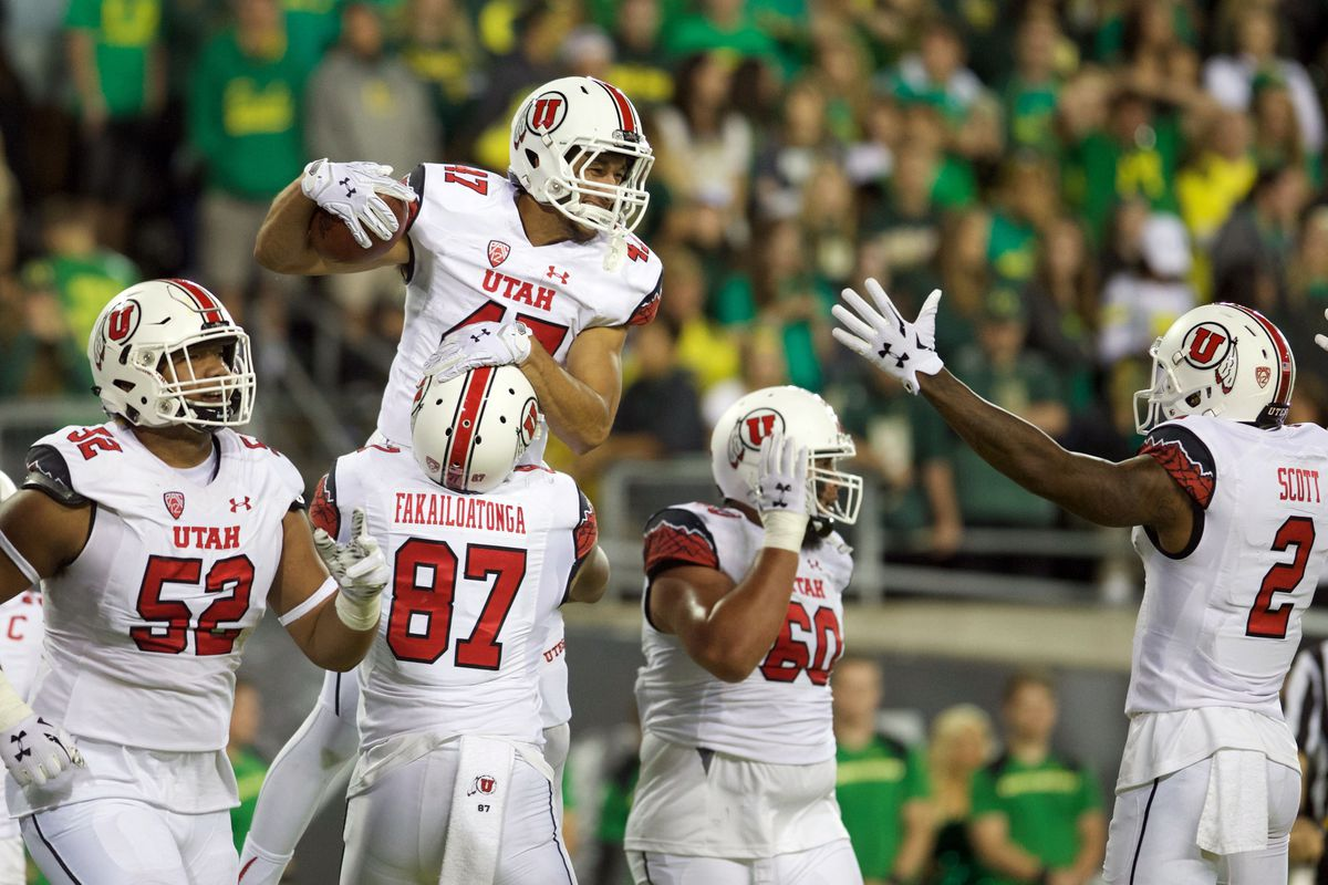 Utah throttled Oregon in Eugene in one of most surprising results in recent memory.